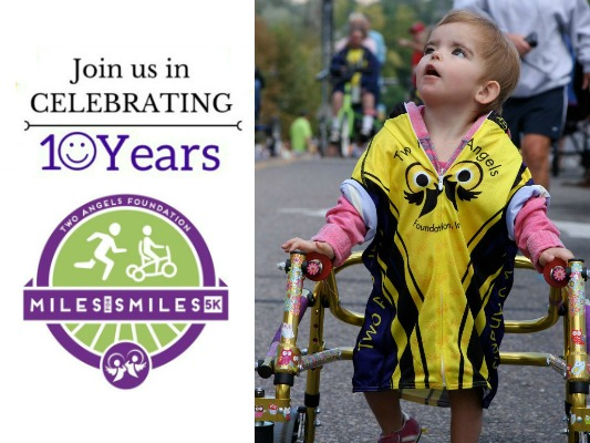 Two Angels 10 years 5K Adaptive Dash